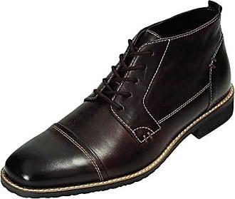 0 Größe Stiefel Klondike In Dunkelbraun 41 schnürstfl H q0n1Zxgv