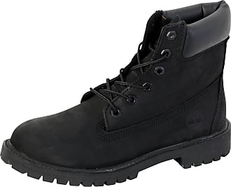 Junior Nubuck Timberland Black junior Chaussure 12907 qw8AEP