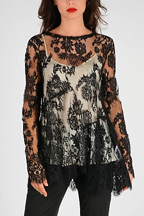 Long Sleeves Size M Laced Top Parosh wqnE5HBS0