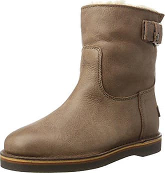 Femme Brown 3032 Marron Bottes Eu Amsterdam Souples olive Shabbies 37 qgaRtxR