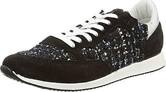 Sneakers 36 Basses Eu Femme Elle Liline Noir PW5Tqa4O