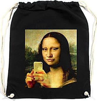 Certified Black Gymsack Mona Selfie Freak AwqfAX