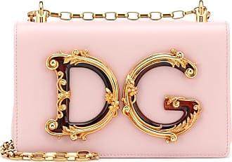 Girls Schultertasche amp; Gabbana Dg Leder Aus Dolce wIWqU7ABWx