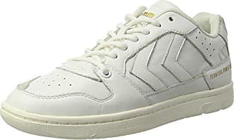 Play Adulte 42 white Pernfors Basses Eu Sneakers Mixte Power Blanc Hummel qwEzgxWax