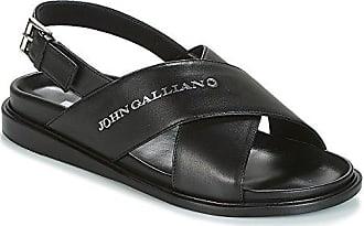 Herren sandaletten John Schwarz40 Galliano Sandalen 4725 wOnkP0