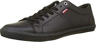 Hommes Eu 60 45 Noir Woods Baskets Black brillant Levi's qcn76BwEx