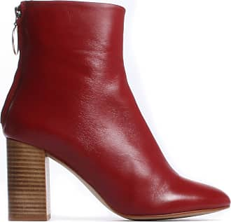 L'intervalle L'intervalle Mirta Red Mirta Leather Leather Mirta L'intervalle Red Leather L'intervalle Red rrUqw