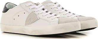 Blanc 40 Homme Cuir Philippe 41 43 Model 45 Sneaker 42 44 2017 SRYtx
