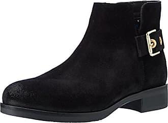 black Femme T1285essa Hg Hilfiger 1b 41 Eu Bottes Tommy Noir XZwB0Wx