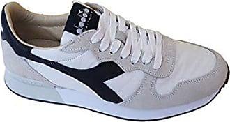 Core nero Diadora Sneaker Bianco Camaro H Sw 41Colore black Taglia White Heritage WCoderBx