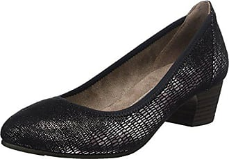 Zapatos Tacón Mujer Para Soft Eu black De 37 Met 22361 Line Negro Stru wEYYIqU