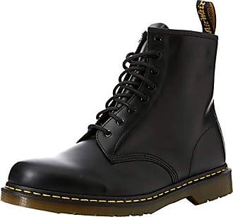 Unisexe Martens black 48 Eu Patent 1460 Boots Dr Noir Nero wAtqtZd