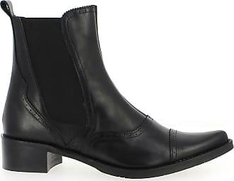 Pour Boots Pintodiblu 9951 Femme Noir 6xqH1