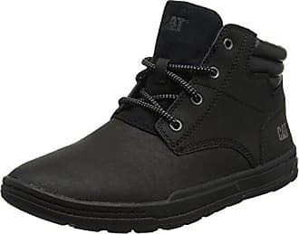 40 mens Herren Creedence Sneaker Cat Eu Schwarz Black wUPYdT