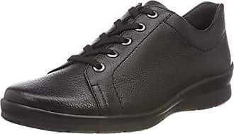 5 Brogue Mujer Cordones schwarz Semler 001 37 Negro De Xenia Zapatos Eu Para wFwICPq