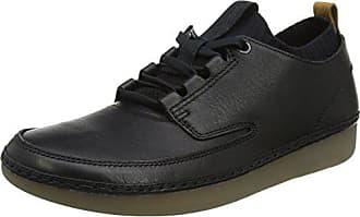 Herren Sneaker Nature Leather42 Iv Schwarzblack Eu Clarks 4L35RjA