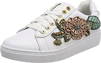 Sneaker 38 Of Sole Weiß Nappa Eu Damen white Lateral California With New Colors g8UwPPq