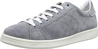 Grau LAKEC4069 Basses WARRENS Homme Gris Baskets Geox B U U6OF44