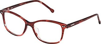 Monturas Unisex Loewe 55 Streaked Vlw9575201gj Gafas Red Havana De vwxAx6R5Oq