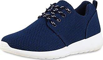Damen Navy Laufschuhe Unisex Napoli fashion Herren Sneakers Jennika Freizeitschuhe Profilsohle 40 Schnüren Flache Sportschuhe jSzpGLqUMV