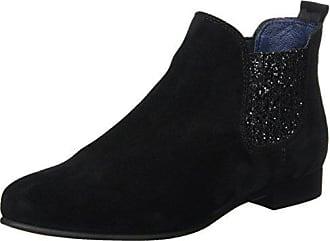 Eu 01 Chelsea Femme Alice 40 Noir Boots Pintodiblu black qS8Ag