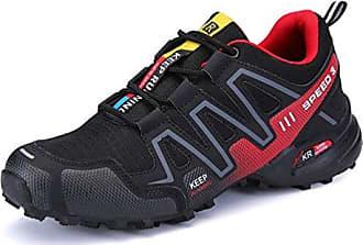 Wandernder Rutschfeste Sport Segeltuch Der Männer Breathable Weiß Große Schwarz Schuh Xi gua Leichte Kletternder Laufende Größen qUt1wgUz