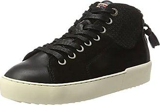 38 black Footwear N00 Eu Minnie Baskets Noir Hautes Femme Napapijri RpqWCqd