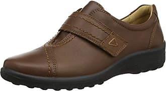 Tan Con 5 021 Shadow Brown Mujer Hotter Zapatos Para Cerrada Punta De Eu Tacón dark 37 6FTPxWITq