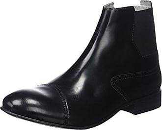 Noir 000 Shey002fly Eu Chelsea 39 Bottes Homme London Fly black Men TwCqpBXpx