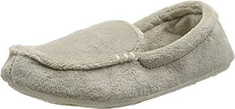 Chaussons Fabricant Microfiber taille 43 Eu Silver Foam Dearfoams Terry 10 Uk 42 Memory Moccasin pewter 9 00028 With femme dY66Zxfq