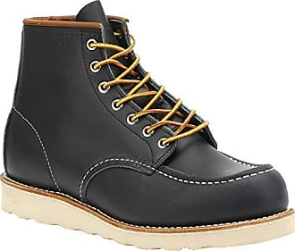 Mens 41 Boots Wing Navy Shoes 1 2 Red Classic q3AjL4R5
