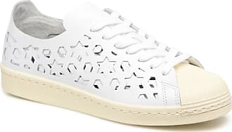 Weiß W Für Cut Damen Superstar 80s Sneaker Out Adidas xPSv8zqn