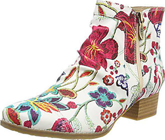 078 Eu Bottines Blanc Bonnie 42 Vita Laura Femme SqAfxEw0