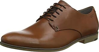 Marrón cognac Cordones Vagabond Linhope De Hombre Derby 27 Para Zapatos Eu 43 7U7qw0aT