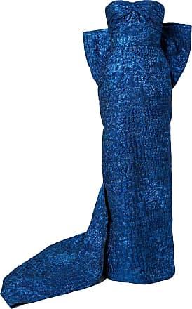 Bow Gown Oxford Bambah Bleu Pencil Bq7Pnn8F
