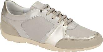 Sneaker Ravex Damen Beige Geox Schuhe X1vOTxOn