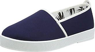 Bleu navy Ceciliawom Flossy Femme Plateforme 38 Sandales white Ix8xqvSZw