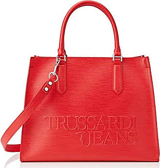 Trussardi L Frequency T tote 38x29x17 X red Cm w Mujer Rojo High H 7SSgrwxn