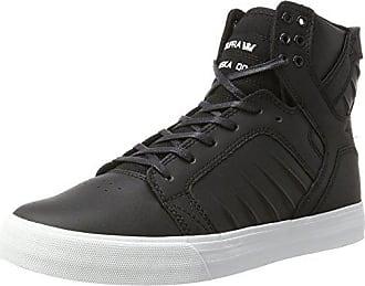 Herren white Sneaker Skytop Supra Evo Schwarz black 44 Eu 1OYnSZW