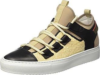 Eu Uk 9 Sneakers Femme Bd0704 42 Multicolore Basses beige Barracuda nero TCZxvwqO8