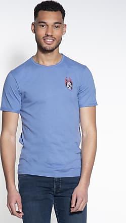T Heren Korte Mouw Drykorn Nero shirt EPvpq
