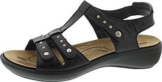 übergrößen 16076 100 42 Romika Damenschuhe Sandalen 24 Größe In Große Schwarz ZOIEI4