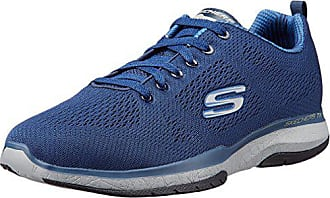 41 Sneakers Burst Eu Herren Skechers Tr Coram nvy Blau wq10I1