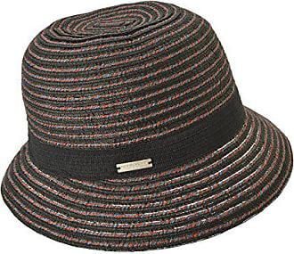 Cappello Sole schwarz Seeberger 0010 57 Maria Serie Multicolore Donna Da Cm IgwIAE4qx