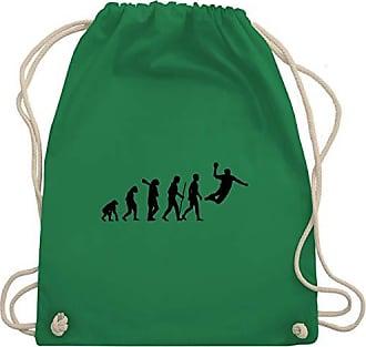 Handball Grün Shirtracer Bag Evolution Unisize amp; Wm110 Turnbeutel Herren Gym IFIw5xzqrc