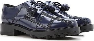 a804b62b9ce86 Piel Mujer Rebajas Baratos Tod s En Outlet 5 De Marina 36 Azul 2017 Zapatos  xxBwX