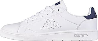 navy Kappa Blanc Sneakers White 37 Court 1067 Mixte Eu Adulte Basses UwU8nrqZ