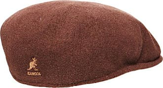Kangol Marrón tobacco Unisex Talla 504 S Wool Gorra Color rwC1qOrx4