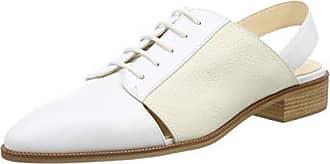 37 Seasonal Sander Eu 101 Jil Blanc Mules 5 Femme bianco 507wq4xRq