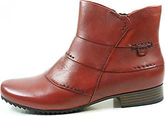 07 Seibel Ankle vl971 Josef Boots 39;farbe Sabrina Damen Stiefeletten rot Schuhgröße 92707 awIqx